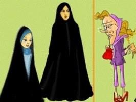 افزایش بکارگیری دختران بدحجاب توسط مغازه داران مرد در بهبهان