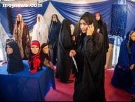 تبلیغ و ترویج حجاب برتر در غرفه اعجازالقران کرمانشاه
