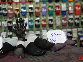 برپایی نمایشگاه عفاف و حجاب در شهرستان ریگان