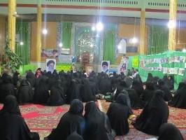همایش حجاب و عفاف در شازند برگزار شد