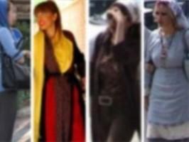 وضعیت بد حجاب ، زیبنده جامعه اسلامی ایران نیست