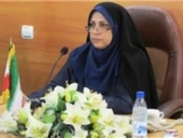 دوخت رایگان چادر و حجاب اسلامی در نمایشگاه قرآنی قشم