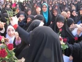 """همایش """"رهروان زینبی"""" در حرم حضرت سیّد علاءالدین حسین (ع) شیراز برگزار شد"""