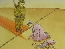 نمایشگاه نقاشی تهاجم فرهنگی، نفود و عفاف و حجاب
