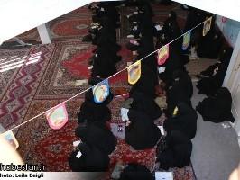 نشست «عفاف و حجاب در سنگر زینبی»