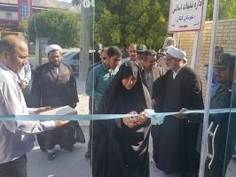 نخستین نمایشگاه البسه عفاف و حجاب در شهر کنگان افتتاح شد