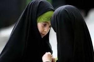 حجاب و عفاف سنگر کرامت بانوان است