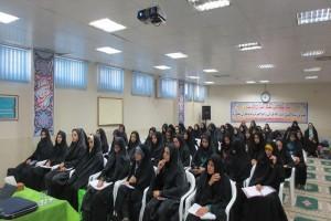 هشتمین دوره تربیت مبلّغ حجاب ، در آران و بیدگل برگزار شد