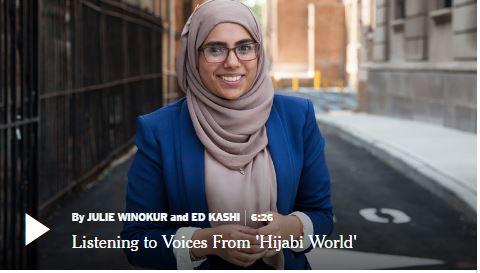 انتشار ویدئوی «دنیای محجبهها» در یک دانشگاه آمریکایی