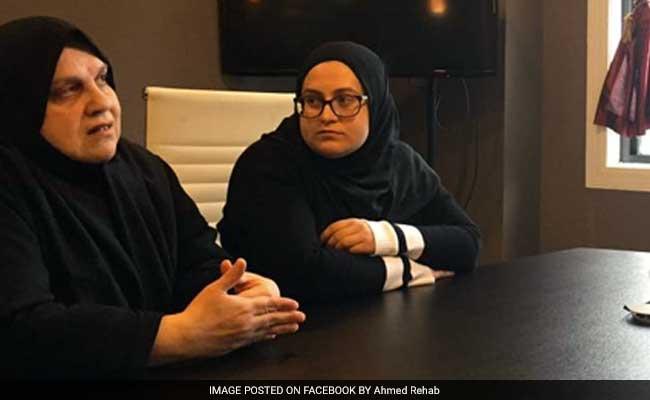 مادر و دختر محجبه در آمریکا داعشی خطاب شدند!