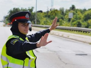 Peel Regional Police say they have made the hijab a part of the uniform and have one in stock awaiting their first recruit who may choose to wear one.