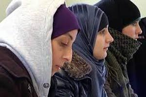 برگزاری روز همبستگی با حجاب در پنسیلوانیا آمریکا