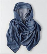 برند تجاری معروف در آمریکا روسریهای محجبه جین میفروشد