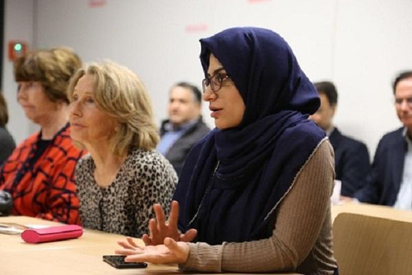 هماندیشی «نقش زنان مسلمان در اروپا» در آلمان